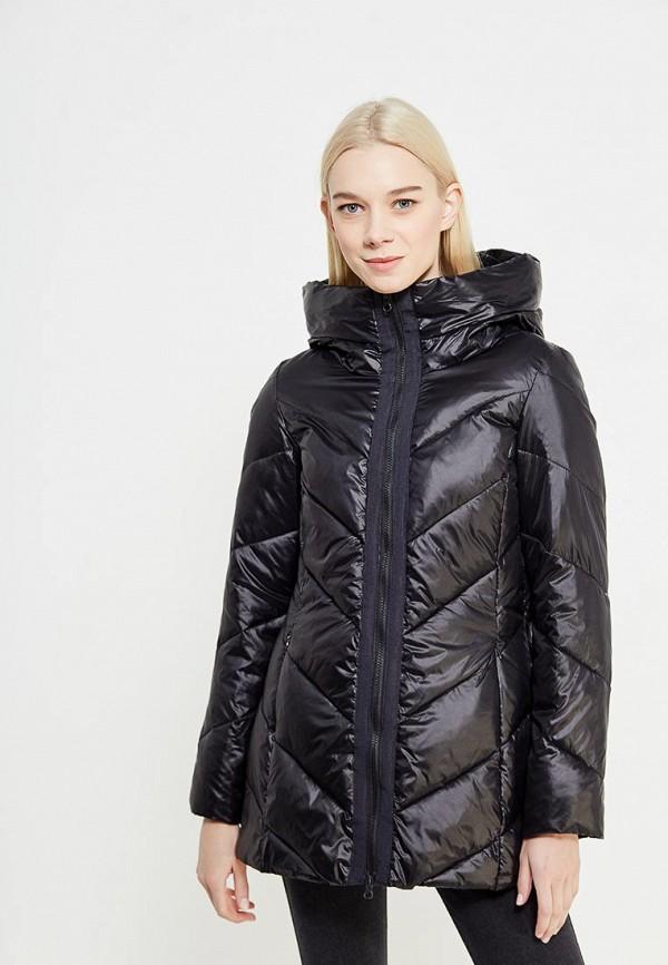 Куртка утепленная Sisley Sisley SI007EWXOB37 куртка джинсовая sisley sisley si007egsic26