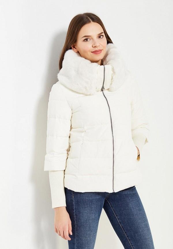 Куртка утепленная Sisley Sisley SI007EWXOB44 лонгслив sisley sisley si007egwll55