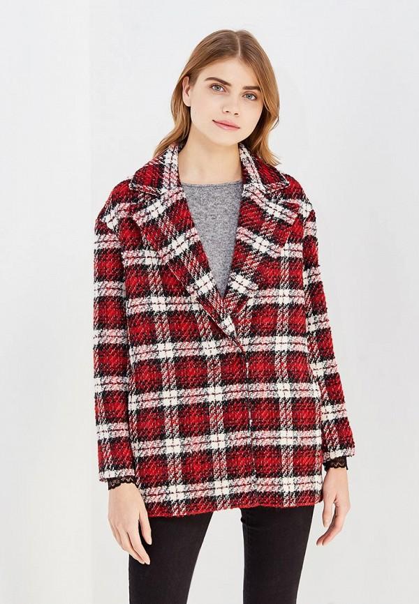 Пальто Sisley Sisley SI007EWXOB53 лонгслив sisley sisley si007egwll55