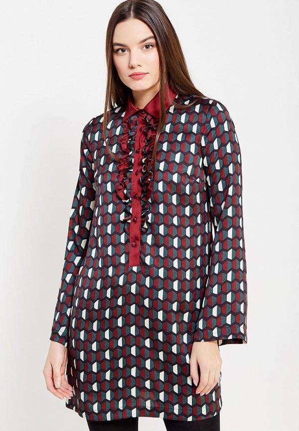Платье Sisley Sisley SI007EWXOB76 футболка твое футболка с длин рукавомбел 140 1сорт