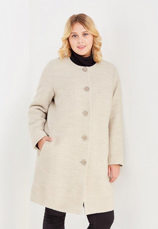 Пальто Silver String Silver String SI021EWWNP49 платье silver string silver string si021ewwnp45