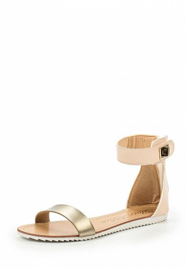 Женские сандалии Silver&Blue SS-5013