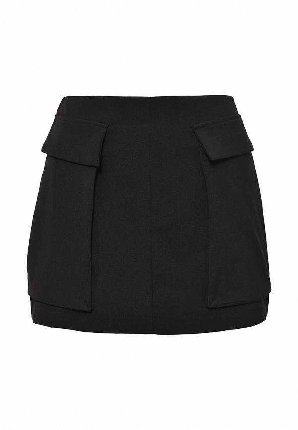 Прямая юбка Sixth june W1030VSK noir