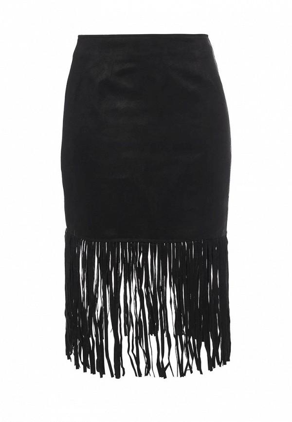Узкая юбка Sixth June W1031VDR noir