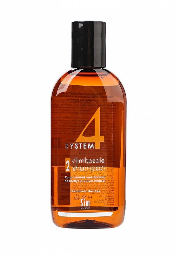 Sim Sensitive Терапевтический № 2 SYSTEM 4 Climbazole Shampoo 2 , 100 мл dn8 4 sim в запорожье
