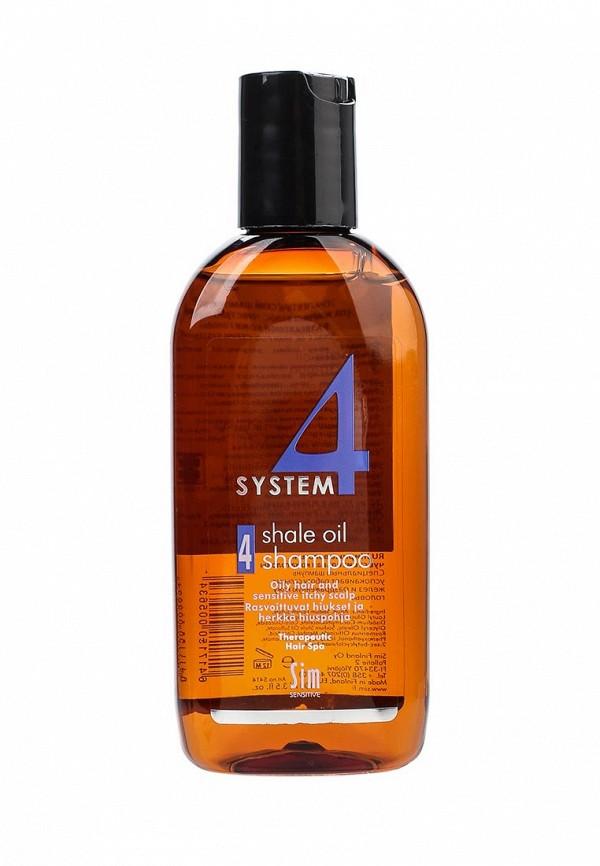Sim Sensitive Терапевтический  № 4 SYSTEM 4 Shale Oil Shampoo 4 , 100 мл dn8 4 sim в запорожье