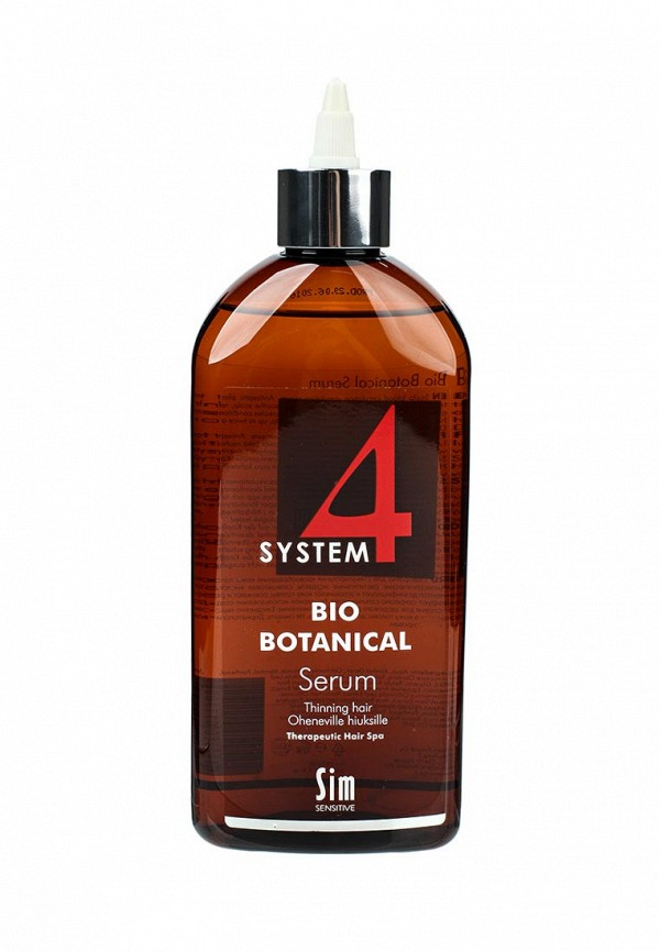 Sim Sensitive Био Ботаническая SYSTEM 4 Bio Botanical Serum, 500 мл dn8 4 sim в запорожье