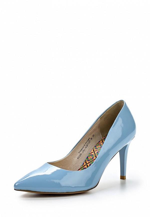 Туфли на каблуке Sinta 4G195-1A1-A2871ZP-M