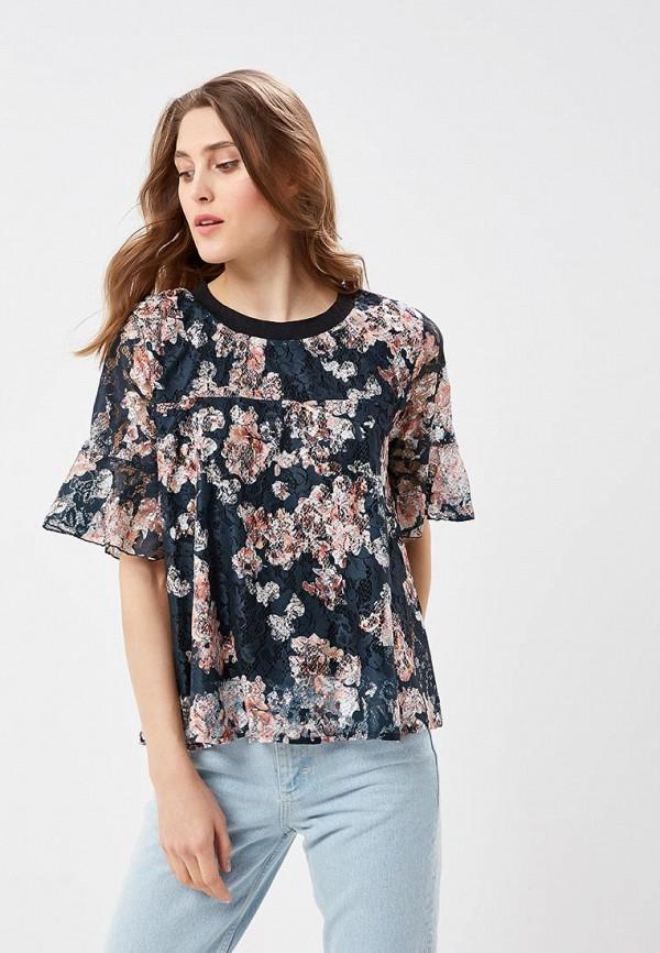 Блуза Silvian Heach Silvian Heach SI386EWAOZF9 блуза silvian heach блуза