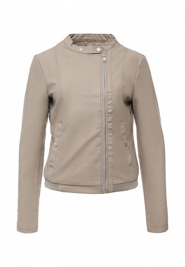 Куртка кожаная Silvian Heach CVP14020GB