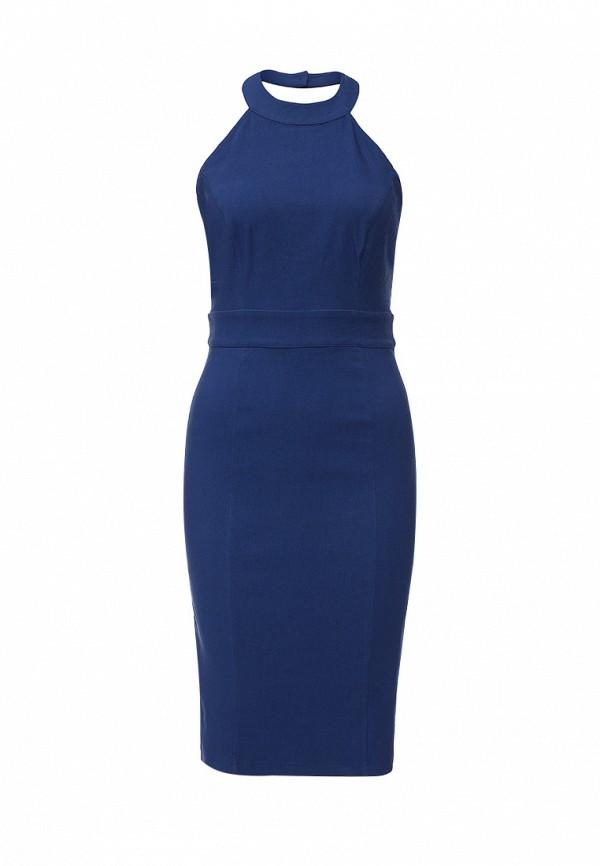 Купить женское платье Silvian Heach синего цвета