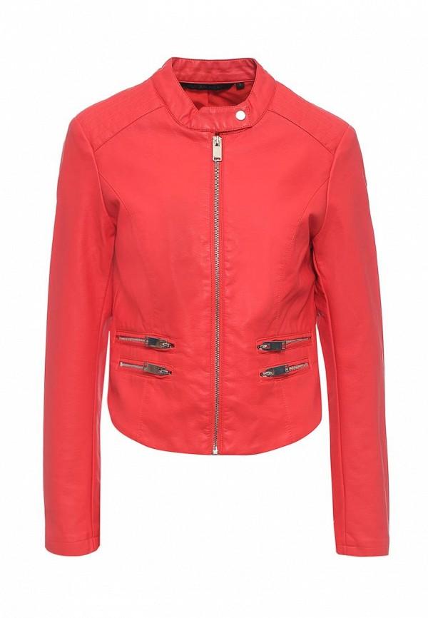 Кожаная куртка Silvian Heach PGP16221GB