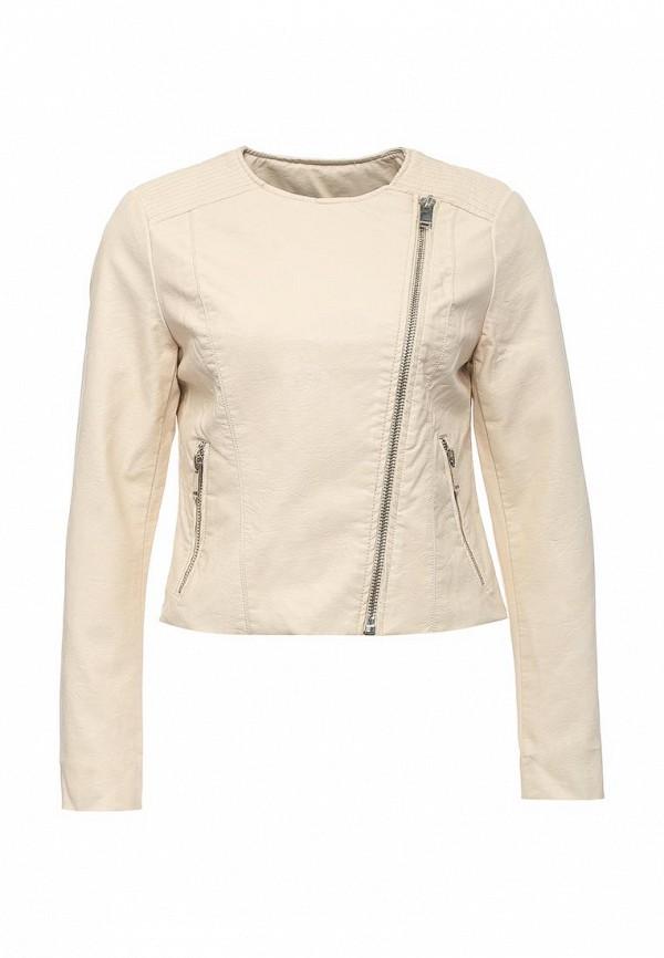 Куртка кожаная Silvian Heach PGP16319GB