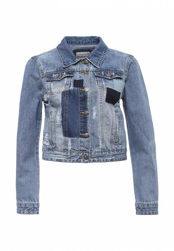 Куртка джинсовая Silvian Heach FCP16627GB