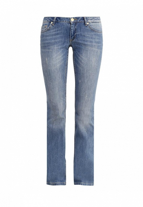 Широкие и расклешенные джинсы Silvian Heach FCP16557JE
