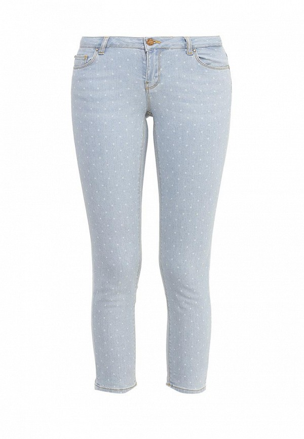 Зауженные джинсы Silvian Heach FCP16035JE