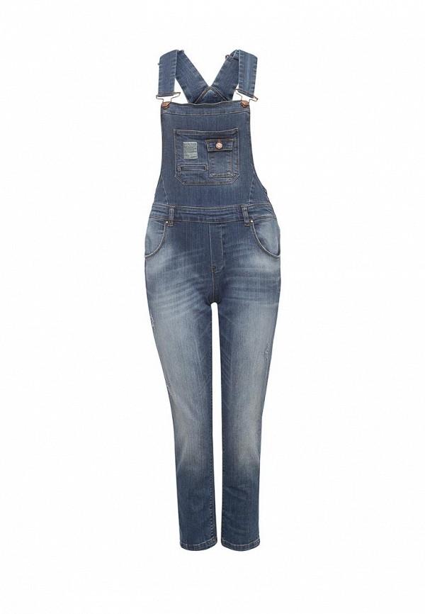 Комбинезон джинсовый Silvian Heach FCP16060SA