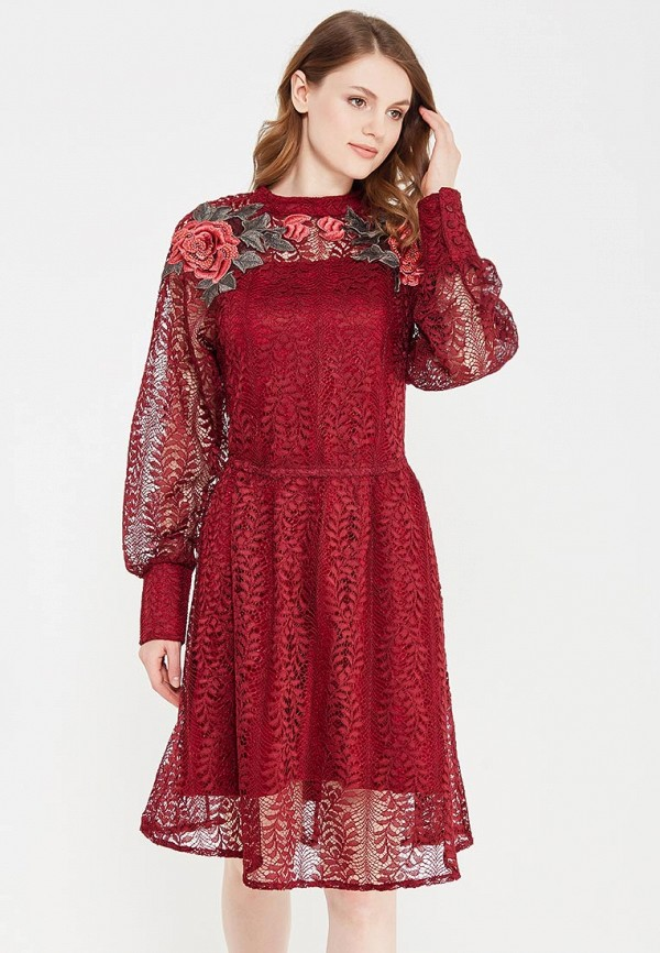 Платье Silvian Heach Silvian Heach SI386EWVIH56 платье silvian heach silvian heach si386ewvih19