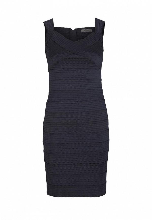 Платье-миди s.Oliver Premium (с.Оливер Премиум) 29.505.82.3446
