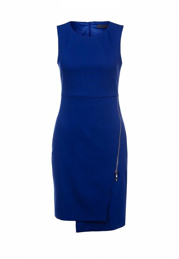 Платье-миди s.Oliver Premium (с.Оливер Премиум) 11.501.82.2630