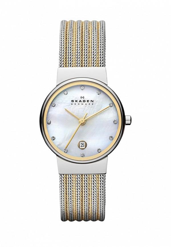 где купить Часы Skagen Skagen SK006DWLLJ50 по лучшей цене