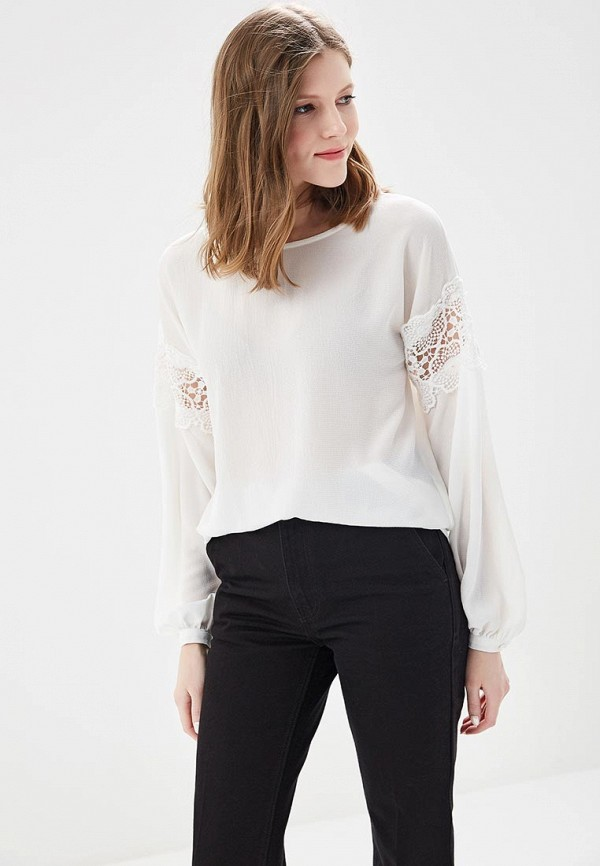 Блуза SK House SK House SK007EWATET1 ostin блузка с контрастными окантовками