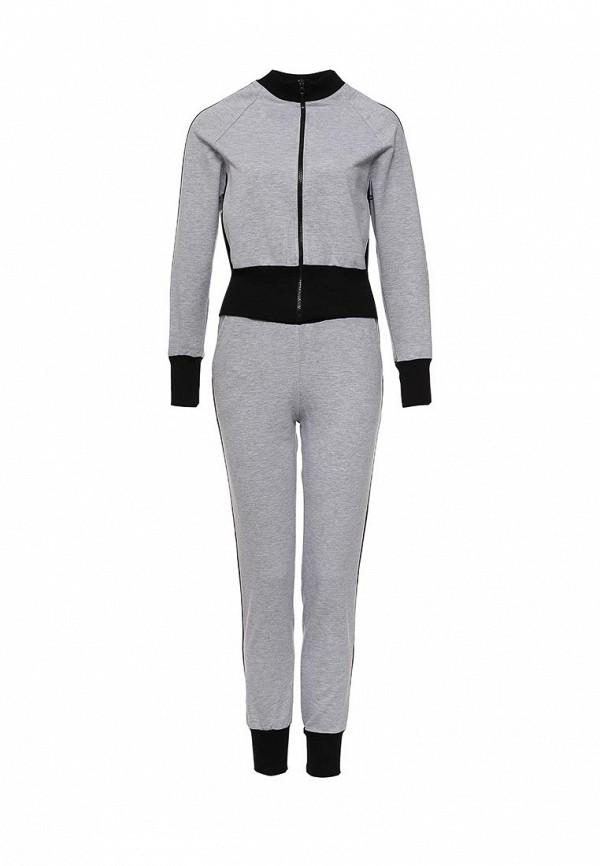 Спортивный костюм SK House #2211-6106сер