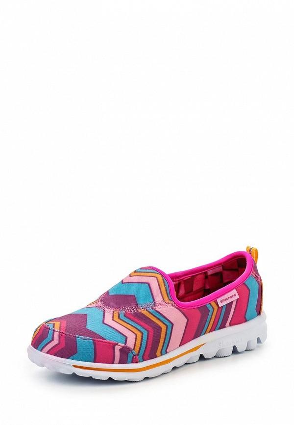 Ботинки для девочек Skechers (Скетчерс) 81065L