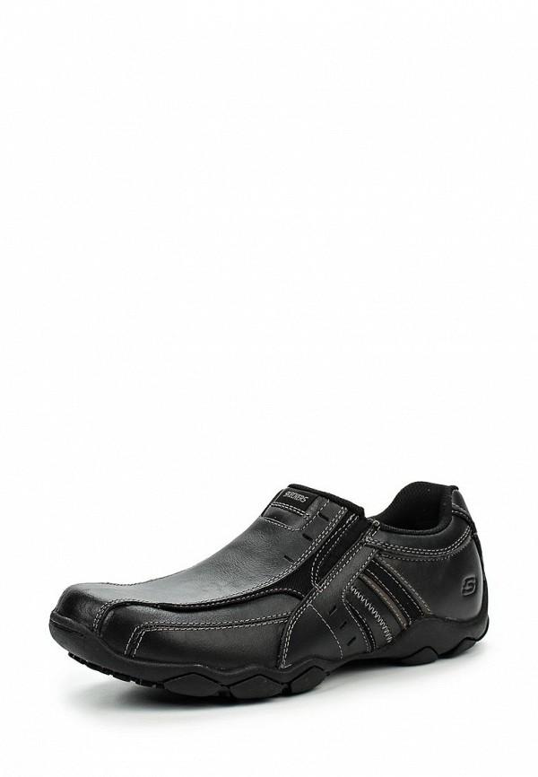 Спортивные мужские ботинки Skechers (Скетчерс) 64274
