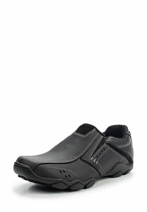 Мужские ботинки Skechers (Скетчерс) 64680