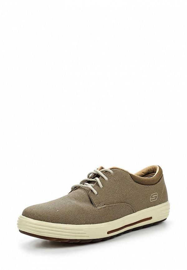 Мужские ботинки Skechers (Скетчерс) 64943