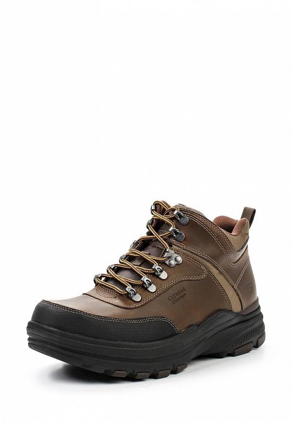 Ботинки Skechers Skechers SK261AMWIK95 пуф dreambag лотос черная кожа