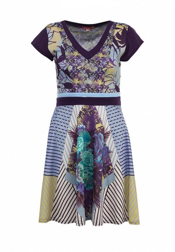 Платье-миди Smash S1561108