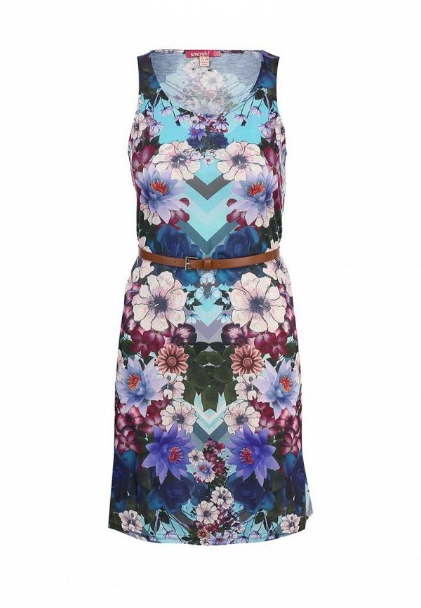 Платье-миди Smash S1561130
