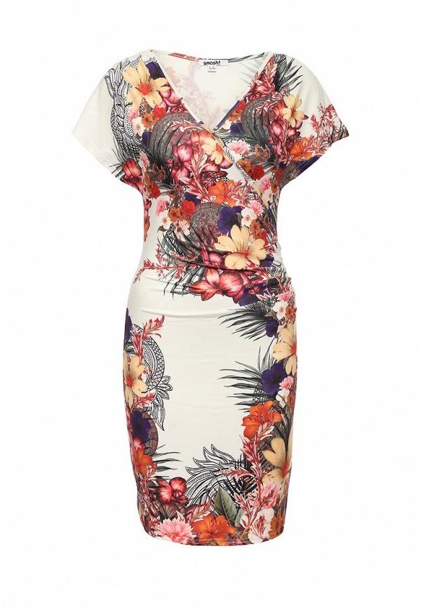 Платье-миди Smash S1683033