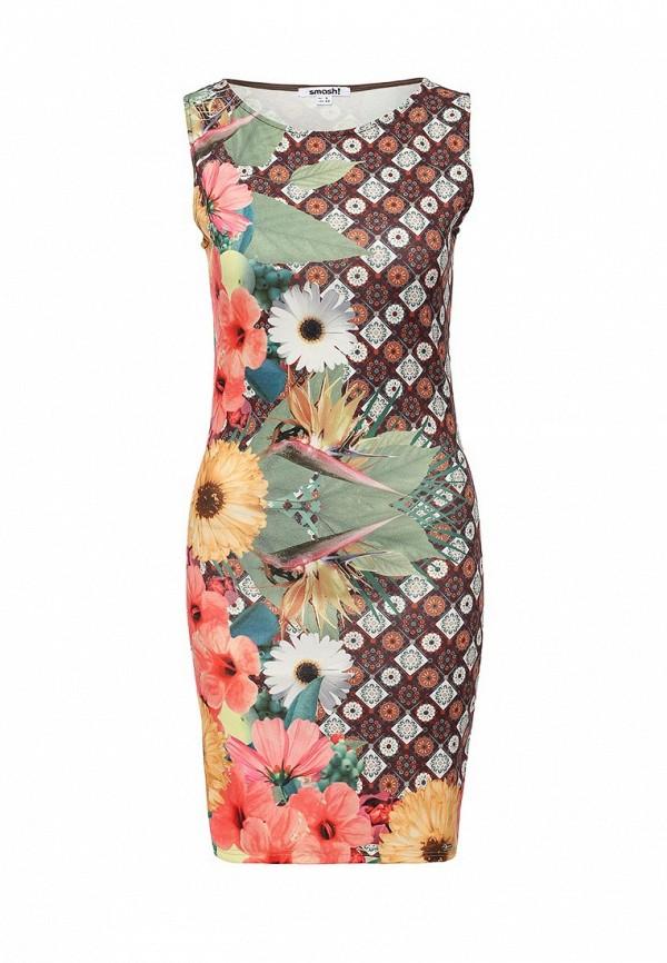 Летнее платье Smash S1661038