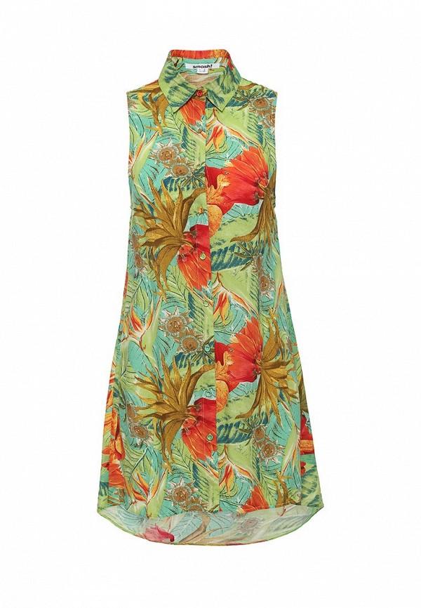 Платье-миди Smash S1661081