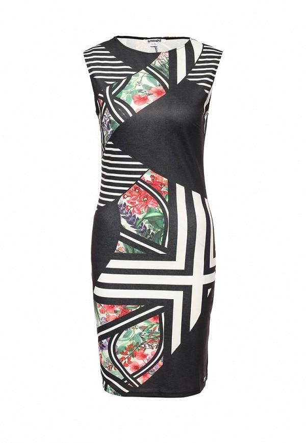 Платье-миди Smash S1683049