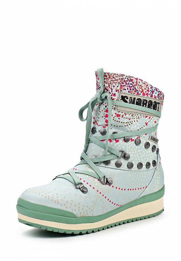 Женские ботинки 'snoboot BLGN: изображение 1