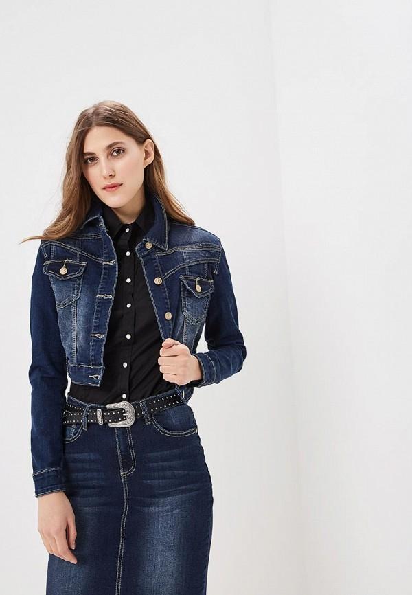 Фото Куртка джинсовая Softy. Купить с доставкой