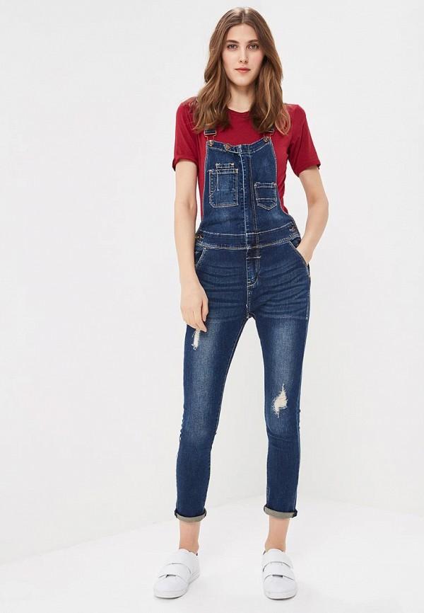 Комбинезон джинсовый Softy Softy SO017EWAVYZ2