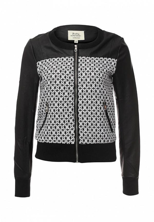 Кожаная куртка Softy S4515