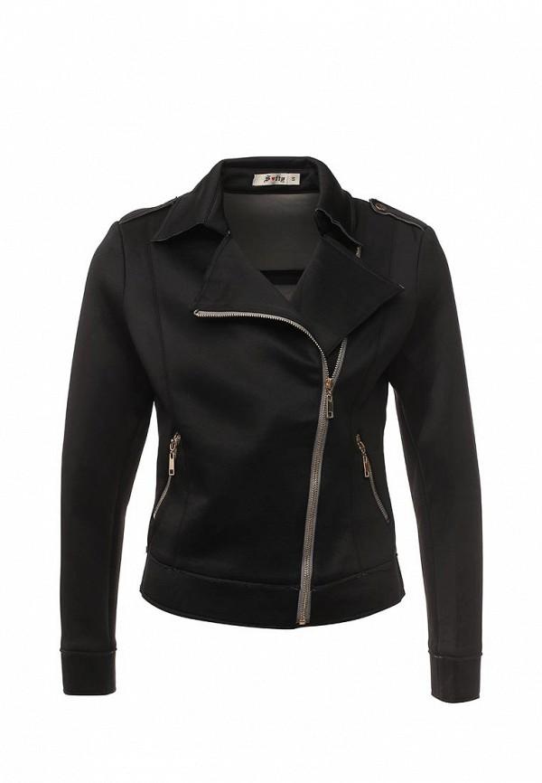 Кожаная куртка Softy F48210