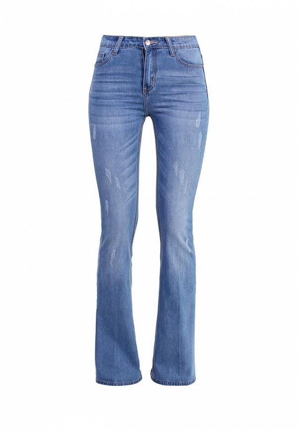 Широкие и расклешенные джинсы Softy Y6162