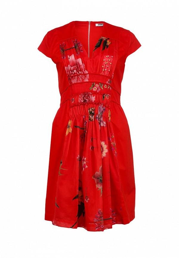 Платье-миди Sonia by Sonia Rykiel 15E 83333448-16A