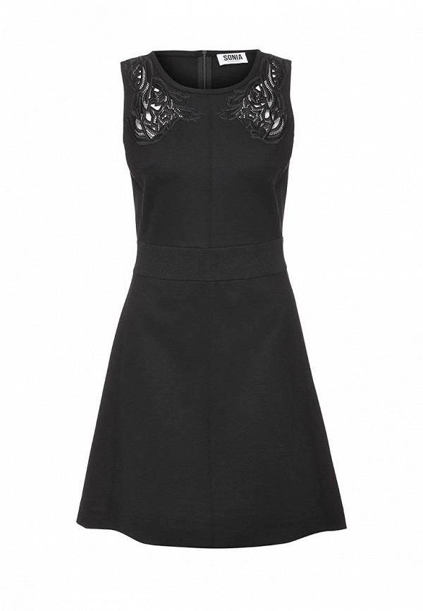 Платье-миди Sonia by Sonia Rykiel (Соня Рикель) 16E 85129442-4A