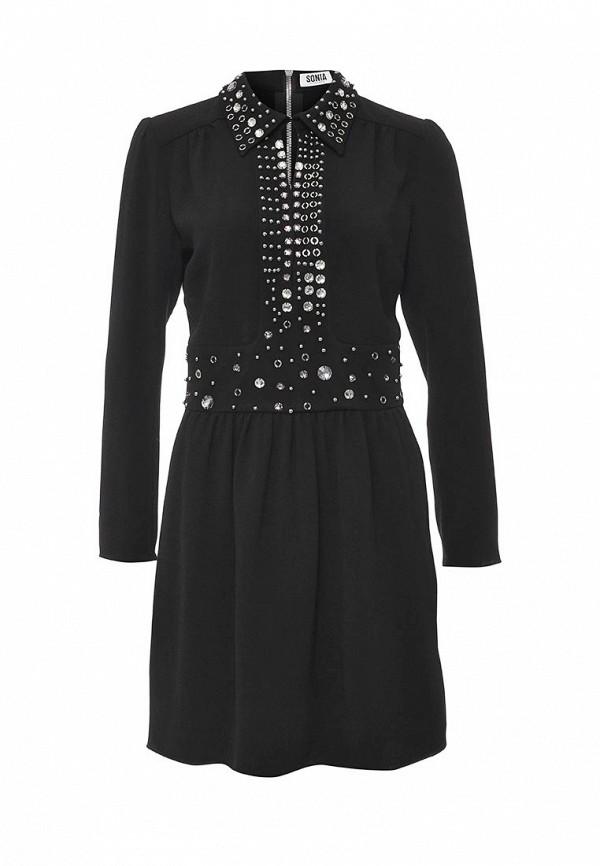 Платье-миди Sonia by Sonia Rykiel (Соня Рикель) 16E 85435401-7B