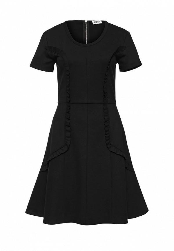 Платье-миди Sonia by Sonia Rykiel (Соня Рикель) 86126405-1C