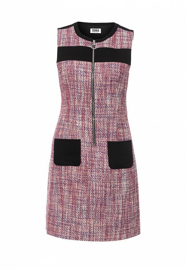 Платье Sonia by Sonia Rykiel Sonia by Sonia Rykiel SO018EWOMT95 цены онлайн