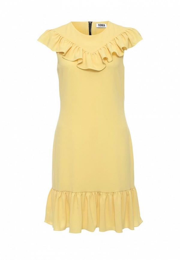 Платье Sonia by Sonia Rykiel Sonia by Sonia Rykiel SO018EWRIU71